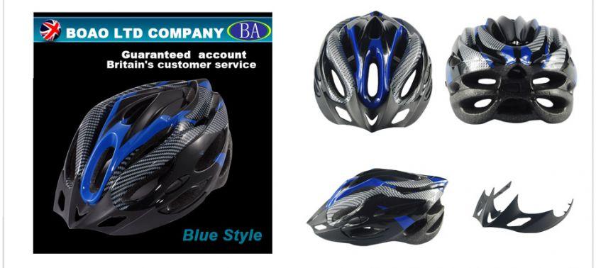Cycling Bicycle Bike Safety Helmet Adjustable Size Men Women